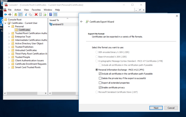 Playing and Hacking Active Directory Certificate Authority – Welcome