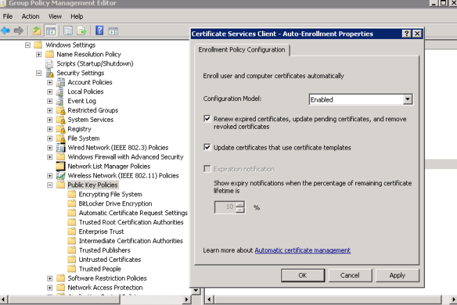 Playing and Hacking Active Directory Certificate Authority