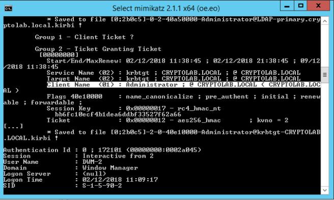 Administrator-KRBTGT-Kerberos-Ticket-via-CIFS
